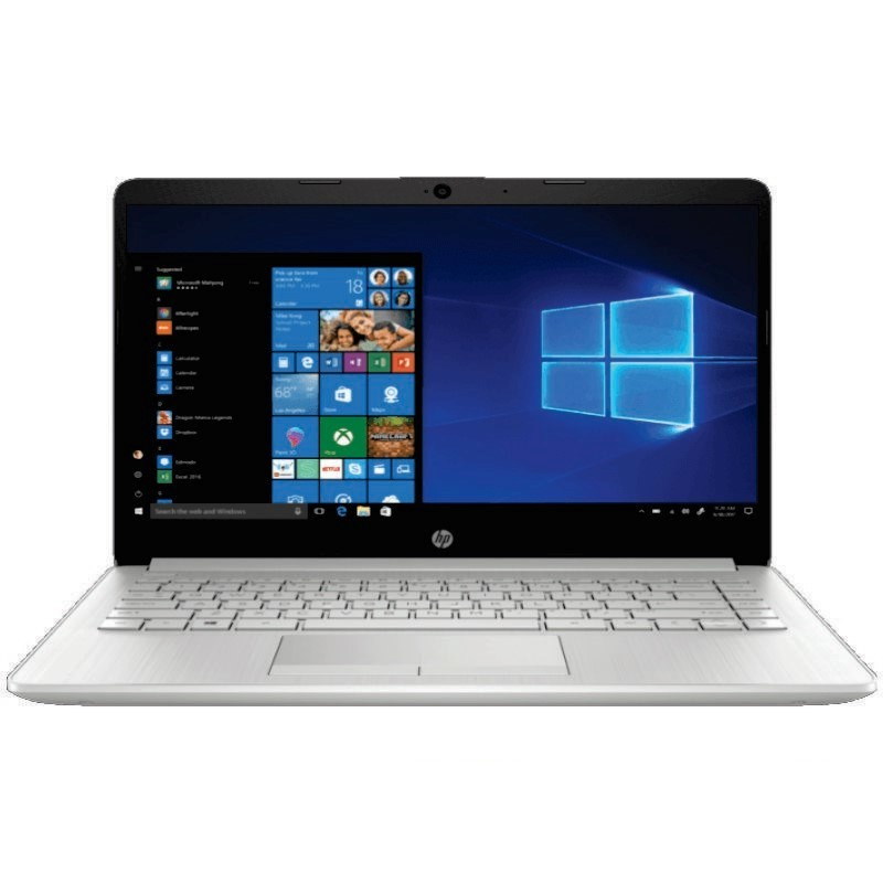 HP - Laptop 14s-dk0005AU (A4-9125/4GB/256GB SSD/14inch/Win10H/Silver) [6NY35PA]