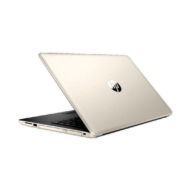 HP - Laptop 14s-cf2008TX (i7-10510u/8GB/512GB SSD/530 2GB/14inch/Win10H/Gold) [8LY14PA]
