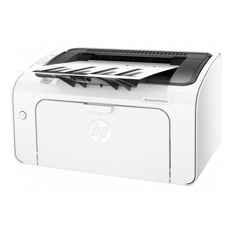 HP - LaserJet Pro M12w Printer [T0L46A]