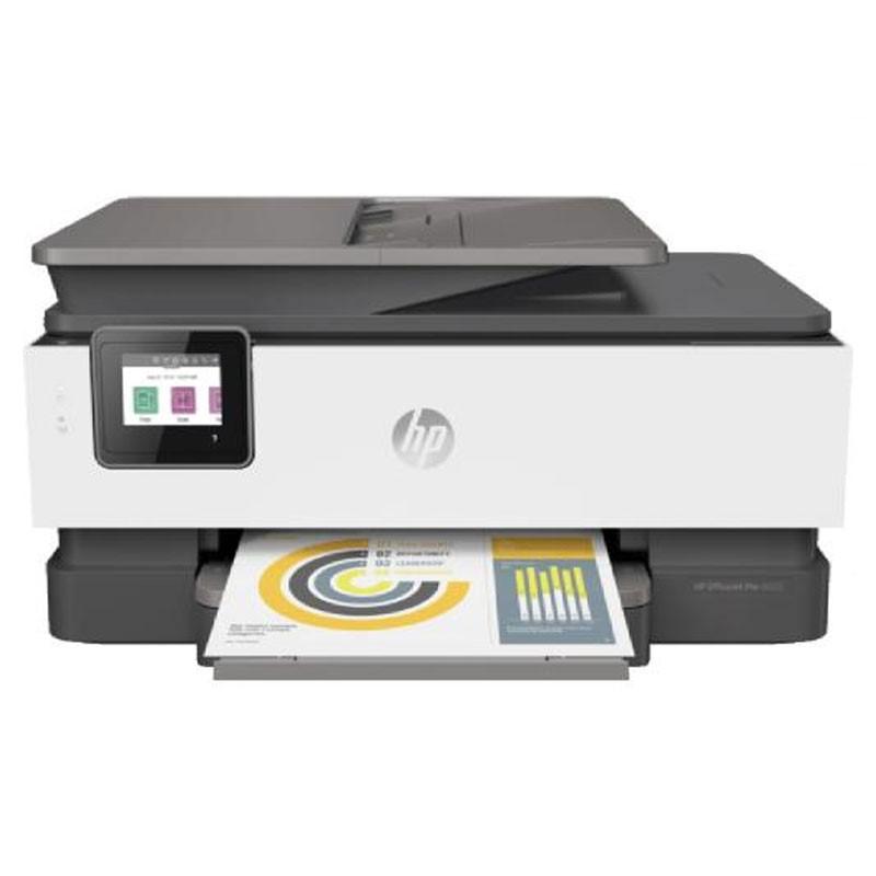 HP - OfficeJet Pro 8020 All-in-One Printer [1KR67D]