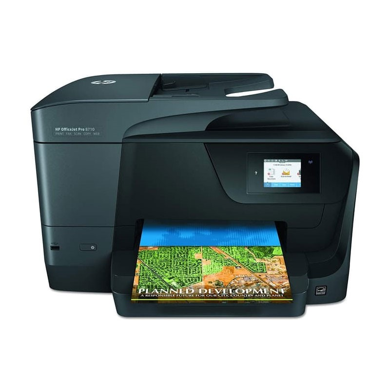 HP - OfficeJet Pro 8710 All-in-One Printer [D9L18A]