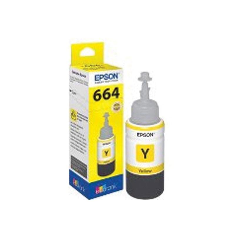 EPSON - Yellow 70ml Ink Bottle [C13T664499]