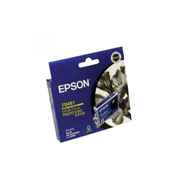 EPSON - Black Ink Cartridge [C13T049190]