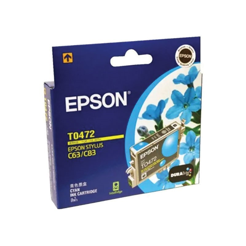 EPSON - Cyan Ink Cartridge [C13T049290]