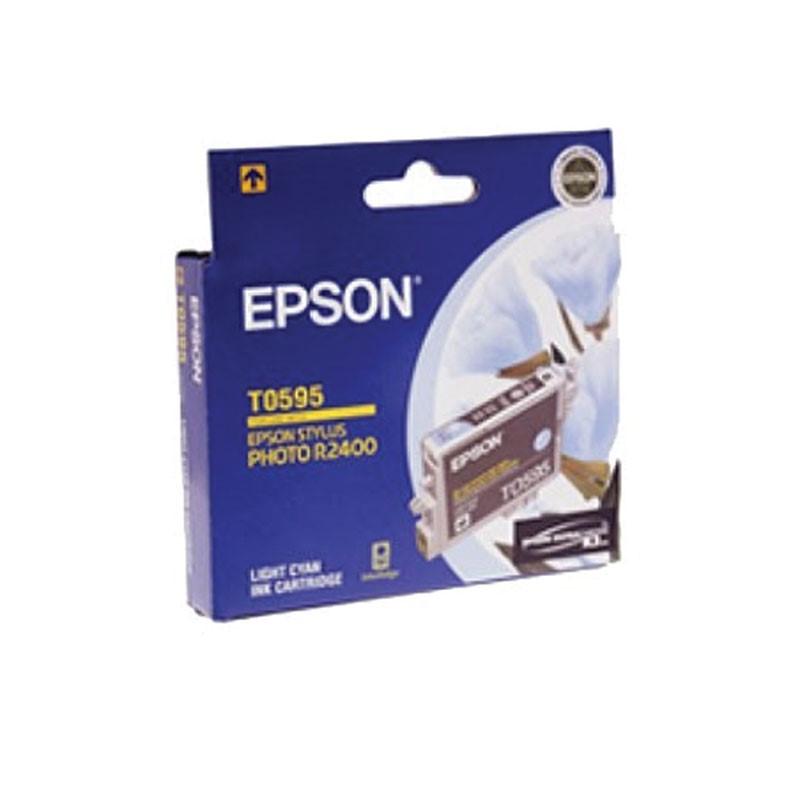 EPSON - Light Cyan Ink Cartridge [C13T059590]