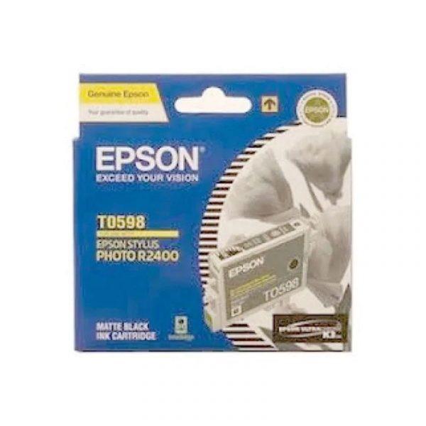 EPSON - Matte Black Ink Cartridge [C13T059890]