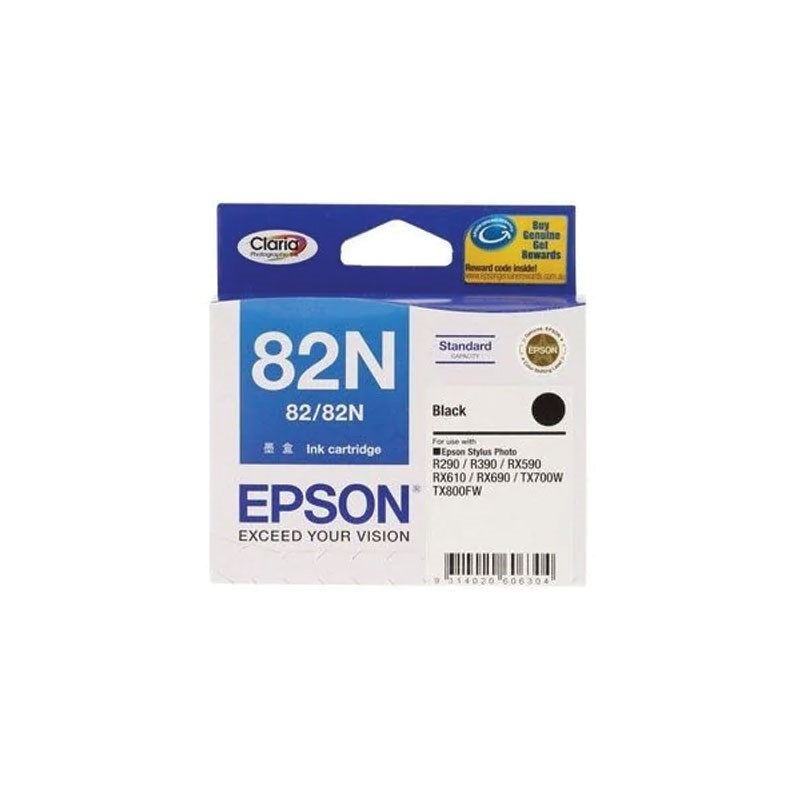 EPSON - 82N Bk [C13T112190]