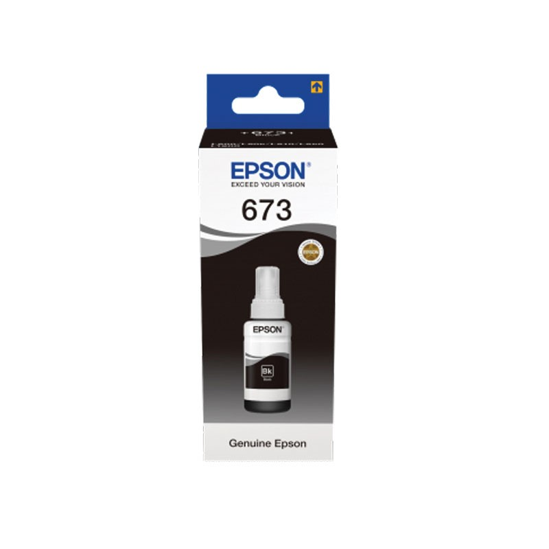EPSON - L800 Ink Bottle Black (EIN) [C13T673199]