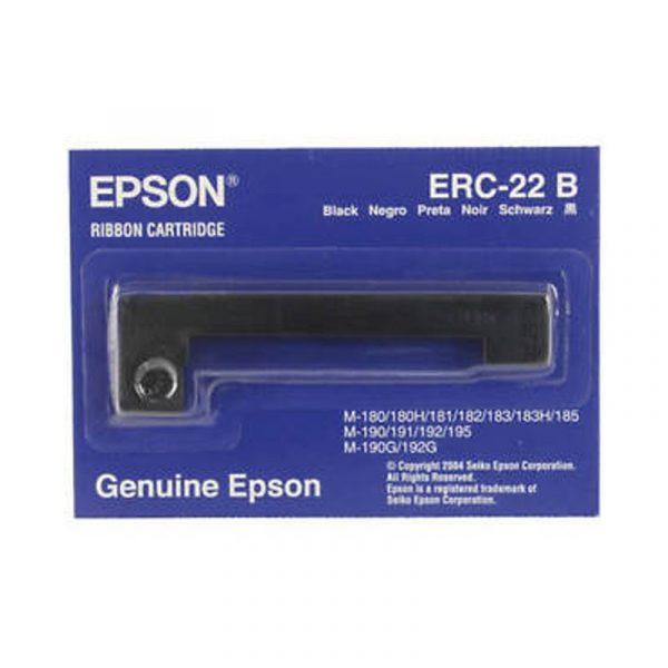 EPSON - ERC-22(B) RIBBON CASSETTE [C43S015358]