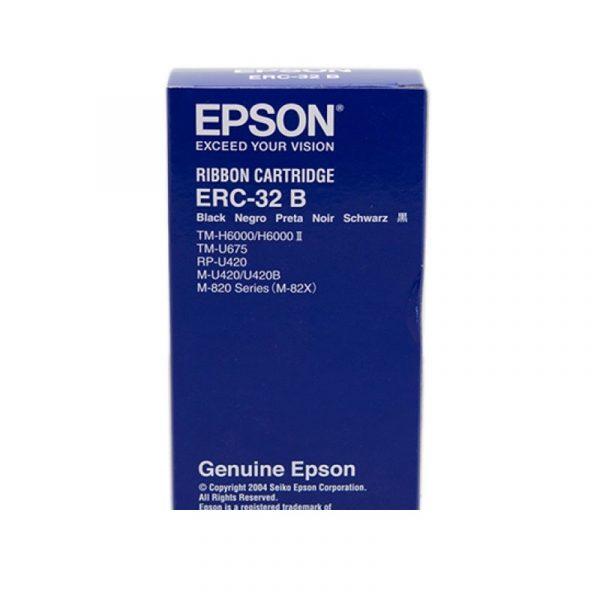 EPSON - ERC-32(B) RIBBON CASSETTE [C43S015371]