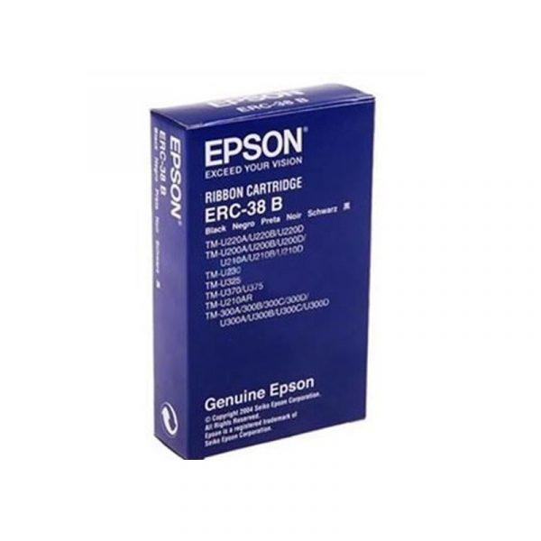 EPSON - ERC-38(B) RIBBON CASSETTE [C43S015374]