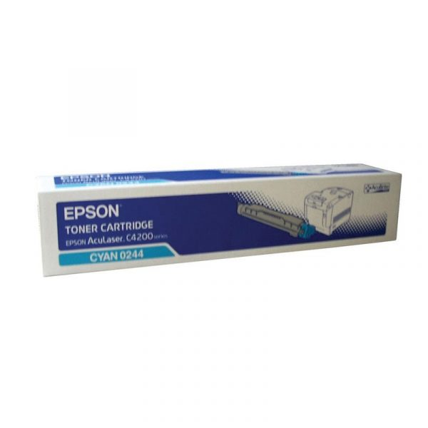 EPSON - CYAN TONER CARTRIDGE 8.5K - AL-C4200DN [C13S050244]