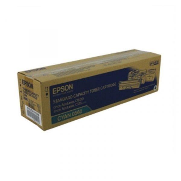 EPSON - AL-C1600/CX16 STANDARD CAP TONER (CY) [C13S050560]