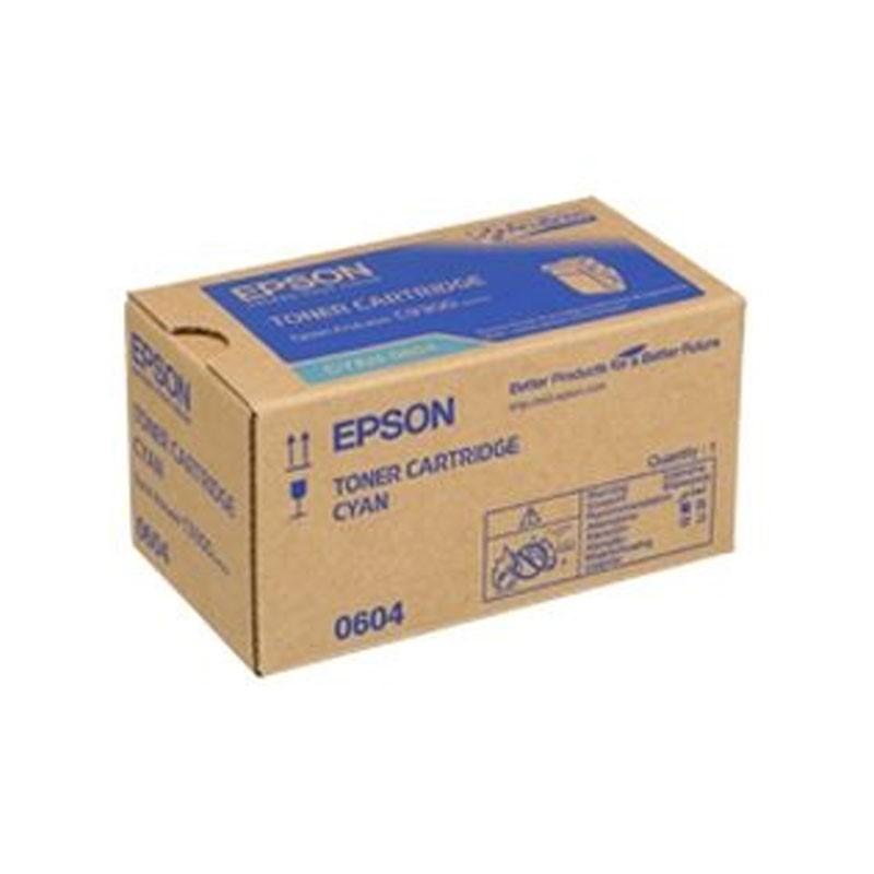 EPSON - TONER CARTRIDGE (CYAN) for AL-9300DN [C13S050604]