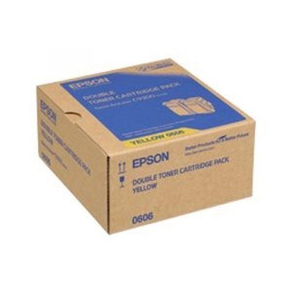 EPSON - ALC9300N - Toner Cartridge Yellow (DP) [C13S050606]