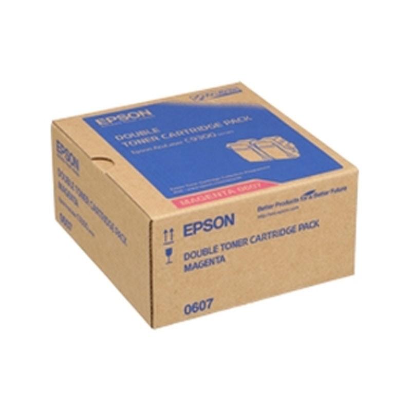 EPSON - ALC9300N - Toner Cartridge Magenta (DP) [C13S050607]