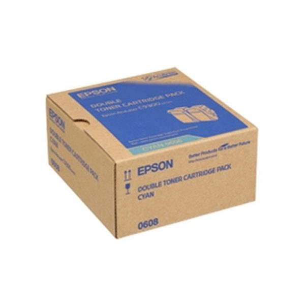 EPSON - ALC9300N - Toner Cartridge Cyan (DP) [C13S050608]