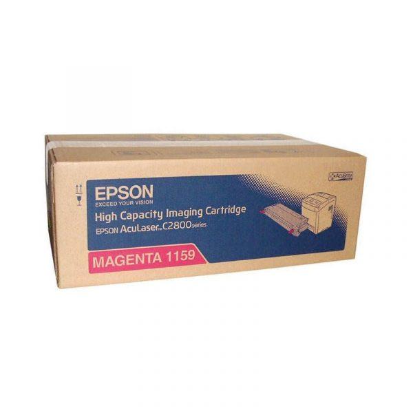 EPSON - TONER CTRG HIGH CAP(M) 6K - AL-C2800N/DN [C13S051159]