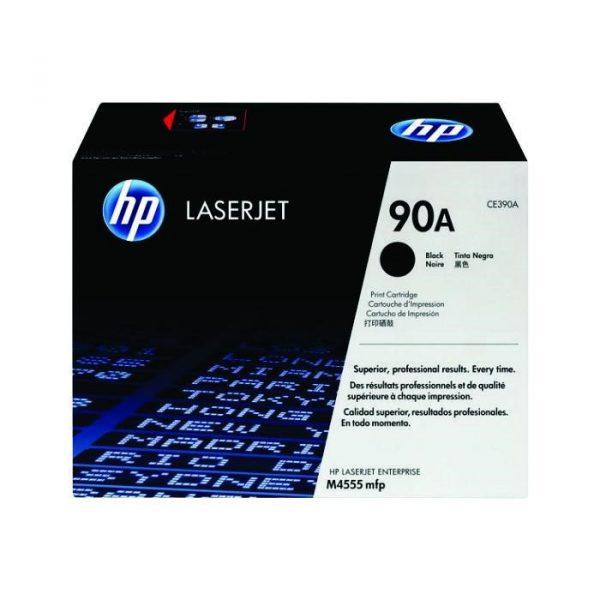 HP - LaserJet M4555 MFP 10K Black Cartridge [CE390A]