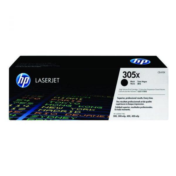 HP - LaserJet Pro M451/M475 4K Blk Cartridge [CE410X]
