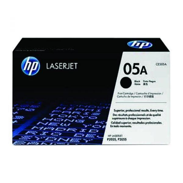 HP - LaserJet Black Print Cartridge [CE505A]