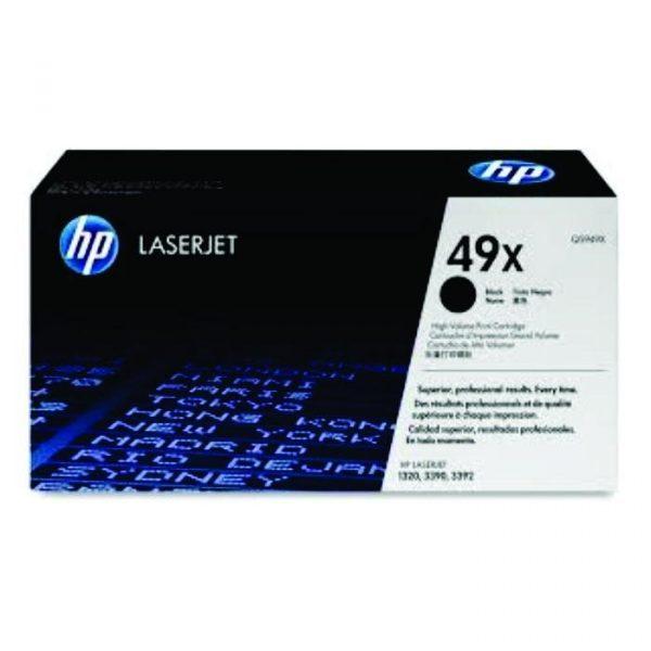 HP - LaserJet 1320/3390/3392 Black Cartridge [Q5949X]