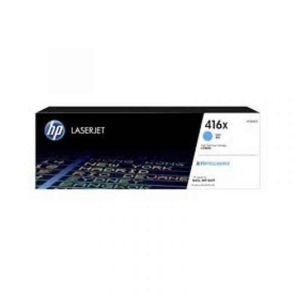 HP - 416X Cyan LaserJet Toner Cartridge [W2041X]