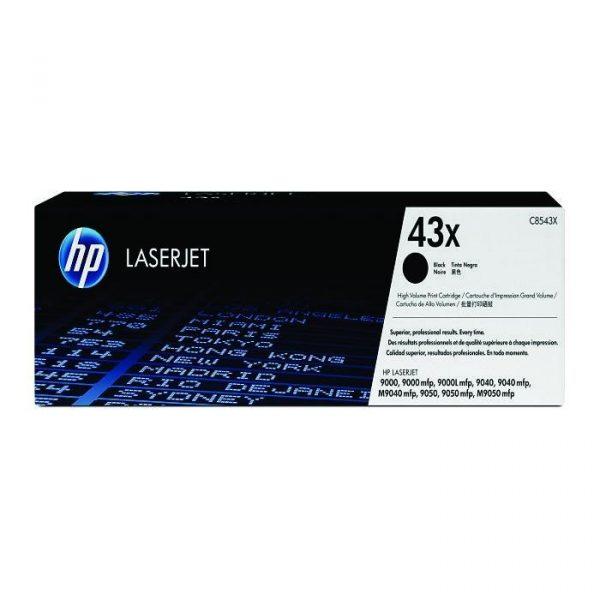 HP - LaserJet 9040 Black Print Cartridge [C8543X]