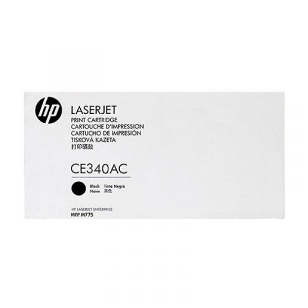 HP - CE340AC Blk Contr LJ Toner Cartridge [CE340AC]