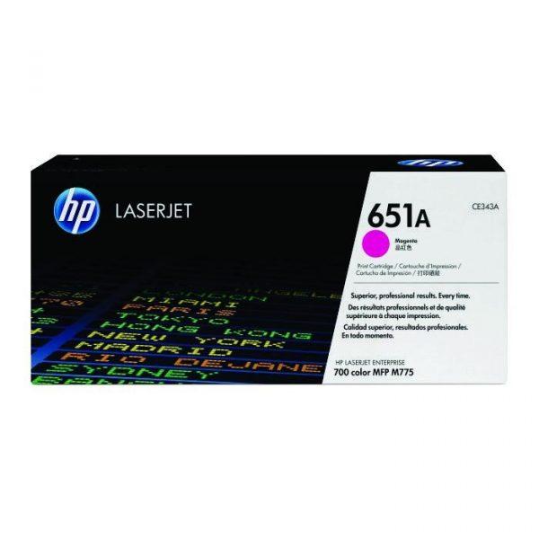 HP - LaserJet 700 Color MFP 775 Mgnt Cartridge [CE343A]