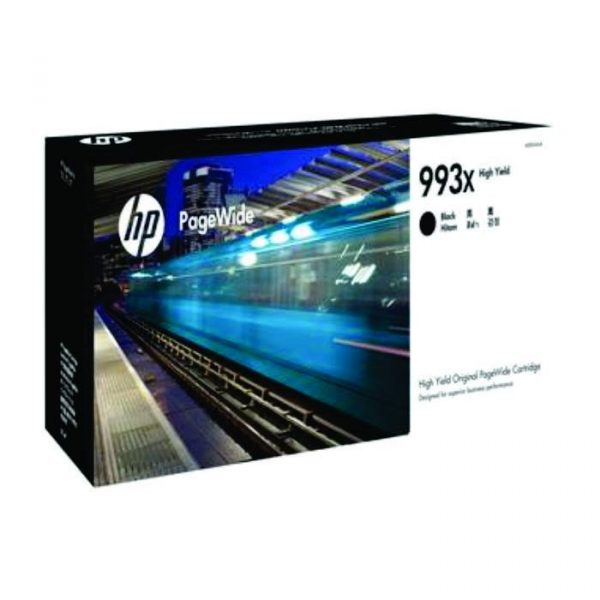 HP - 993X Cyan Original PageWide Cartridge [M0J92AA]