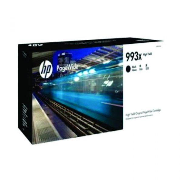 HP - 993X Black Original PageWide Cartridge [M0K04AA]