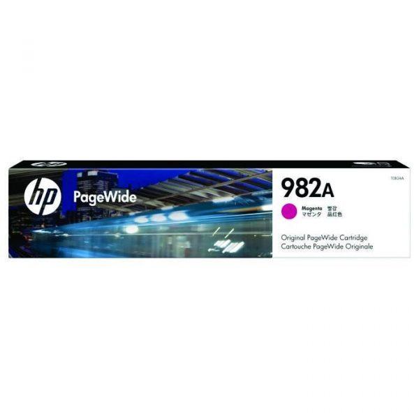 HP - 982A Magenta Original PageWide Cartridge [T0B24A]
