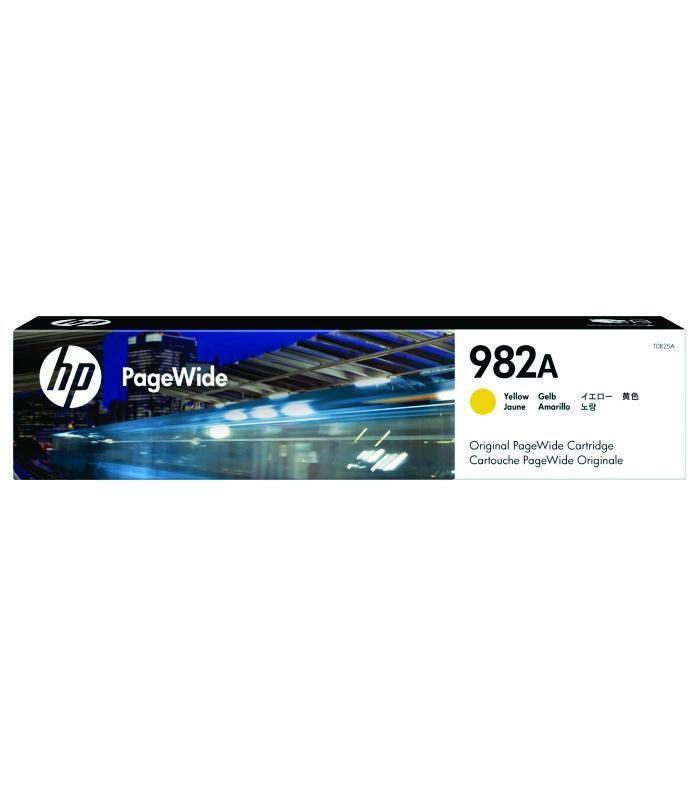 HP - 982A Yellow Original PageWide Cartridge [T0B25A]