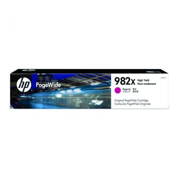 HP - 982X Magenta Original PageWide Cartridge [T0B28A]