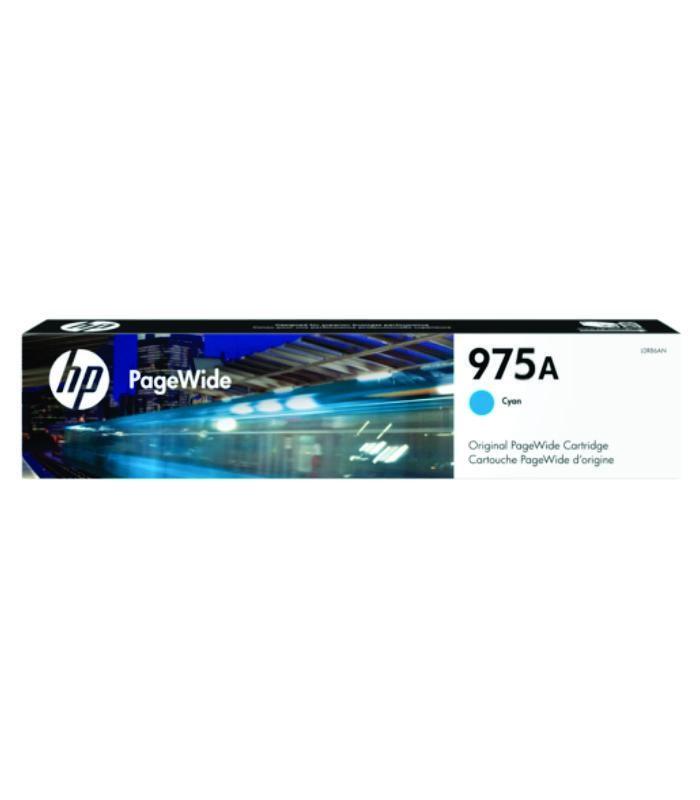 HP - 975A Cyan Original PageWide Cartridge [L0R88AA]