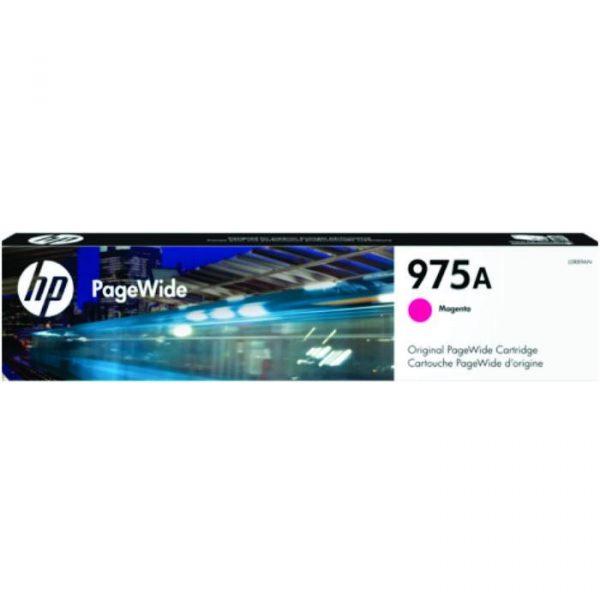 HP - 975A Magenta Original PageWide Cartridge [L0R91AA]