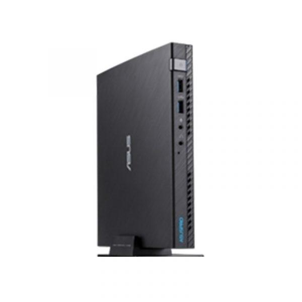 ASUS - Mini PC E520-7100DOS (i3-7100T/4GB RAM/500GB HDD/No DVD/No Monitor/DOS)