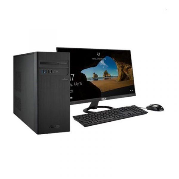 ASUS -  PC D340MC-I78700029R (i7-8700/8GB RAM/GT720 2GB/1TB HDD/Win10P/VS207DF)
