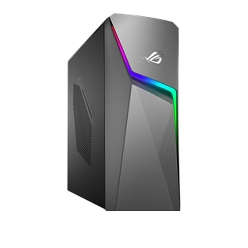 ASUS - Desktop PC GL10CS-ID501T-R (i5-8400/16GB RAM/1TB HDD/GT1050/No DVD/Win10/VS248HR)