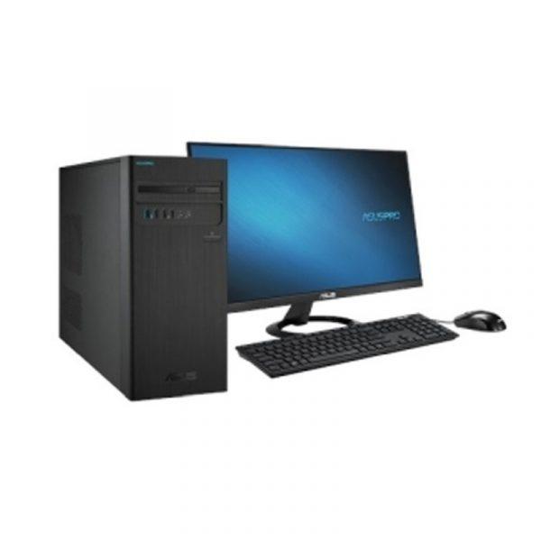ASUS - Desktop PC D340MC-I7870029UM (i7-8700/8GB RAM/1TB HDD/GT720/DVD/Win10P/VS207DF)