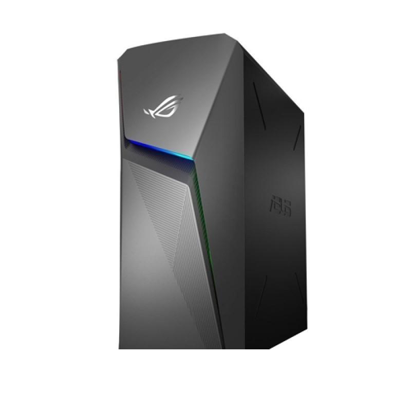 ASUS - Gaming PC GL10CS-ID711T (i7-8700/8GB RAM/1TB HDD/GT1050 2GB/No DVD/Win10/No Monitor)
