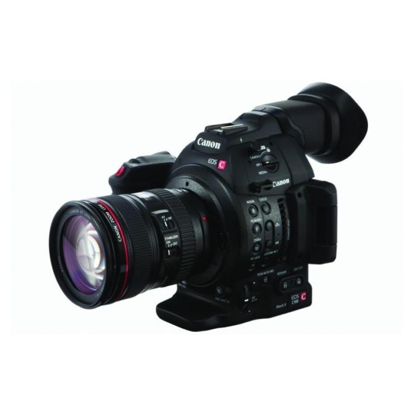CANON - Cinema Camera C100 MKII
