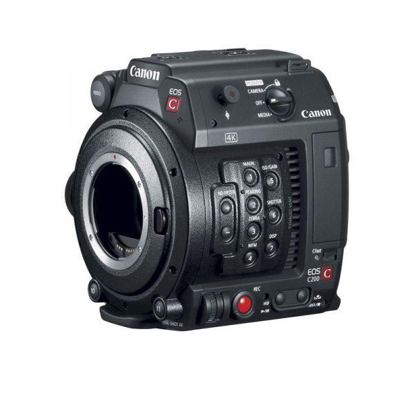 CANON - Cinema Camera EOS C200 Body Only