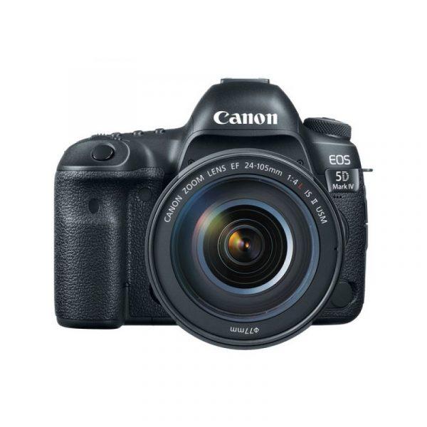 CANON - Digital EOS 5D Mark IV lens 24-105mm L