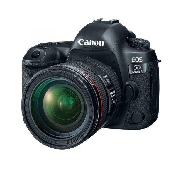 CANON - Digital EOS 5D Mark IV lens 24-70mm L