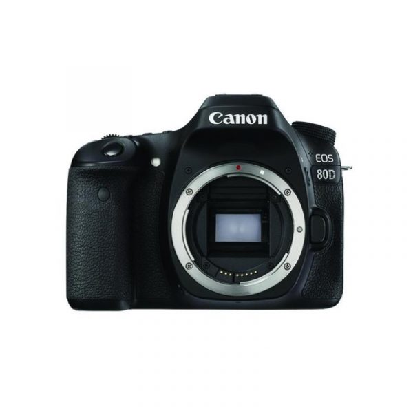 CANON - Digital EOS 80D Body Only WiFi