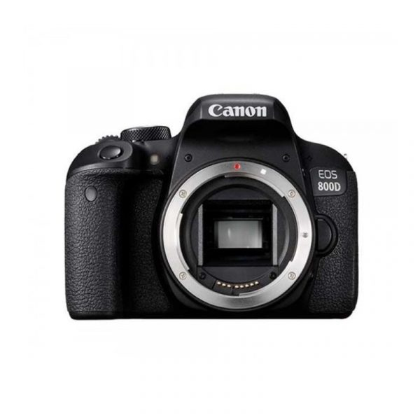 CANON - Digital EOS 800D Body Only