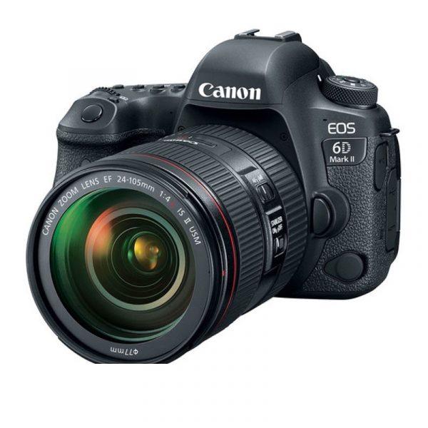 CANON - Digital EOS 6D mark II lens 24-105mm L IS II USM