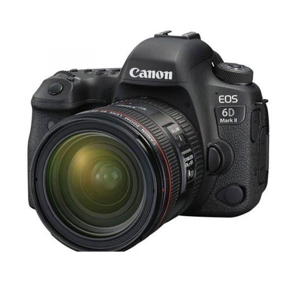 CANON - Digital EOS 6D mark II lens 24-70mm L IS USM